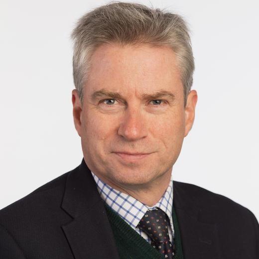 Professor Nick Fyfe