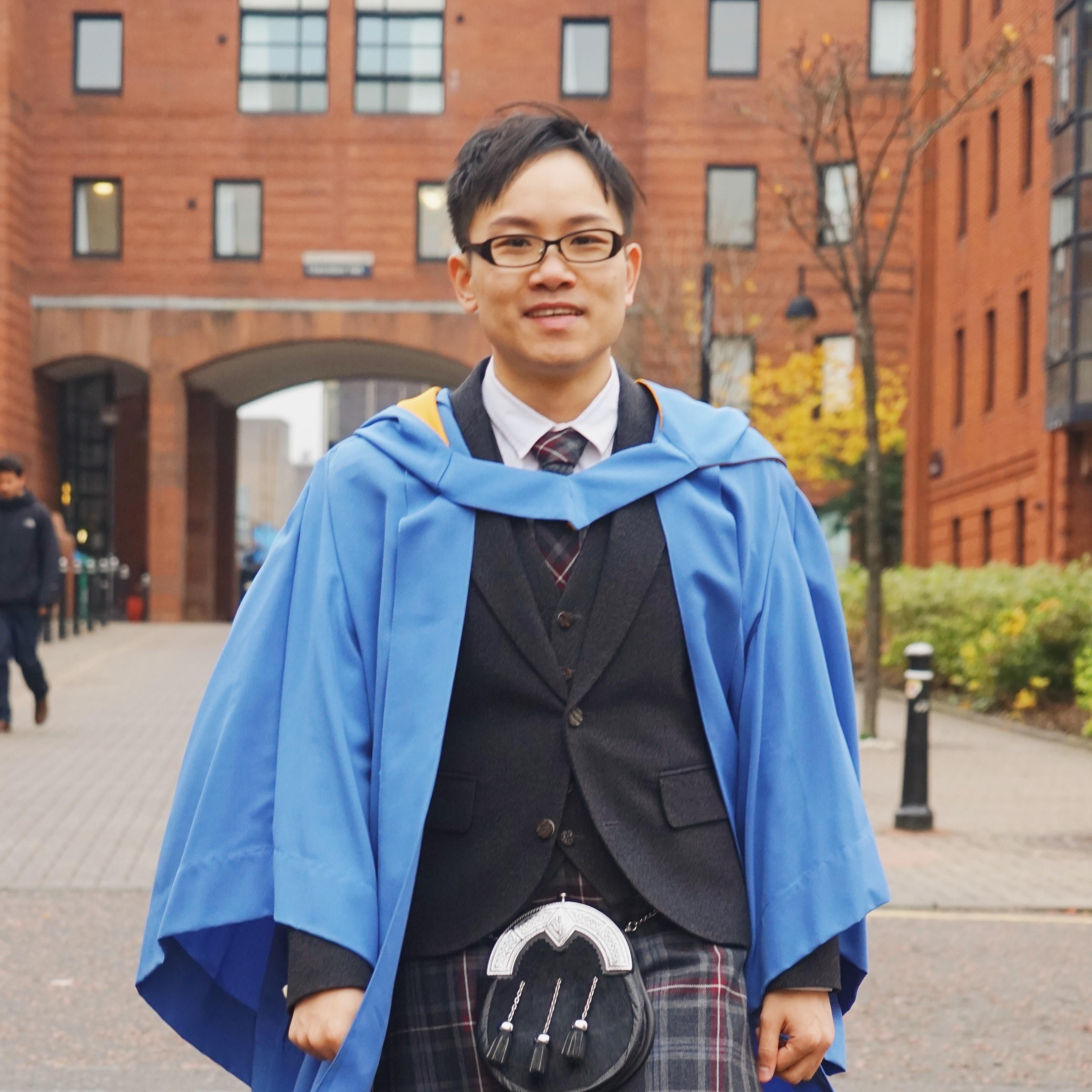 Dr Yijun Yan