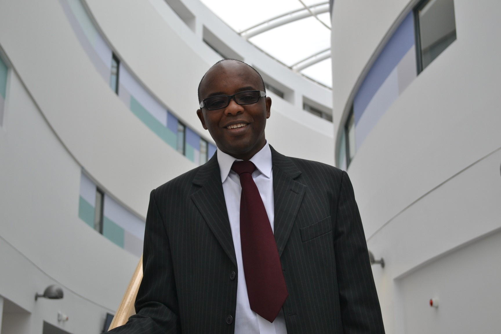 Professor James Njuguna