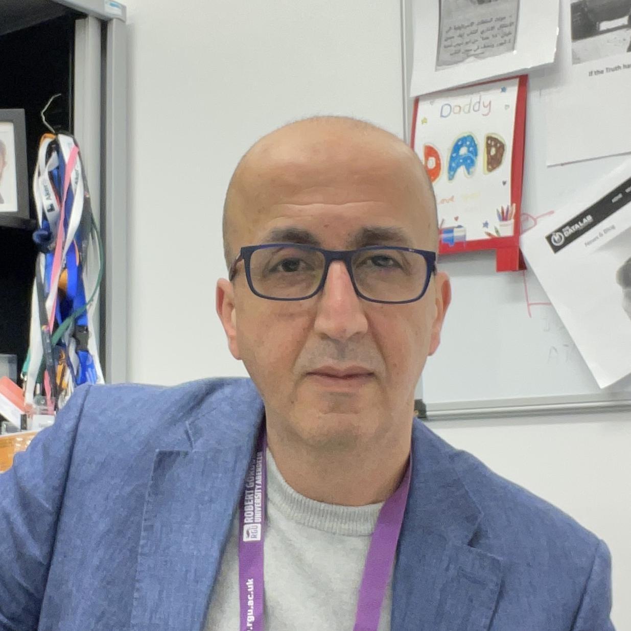 Professor Eyad Elyan