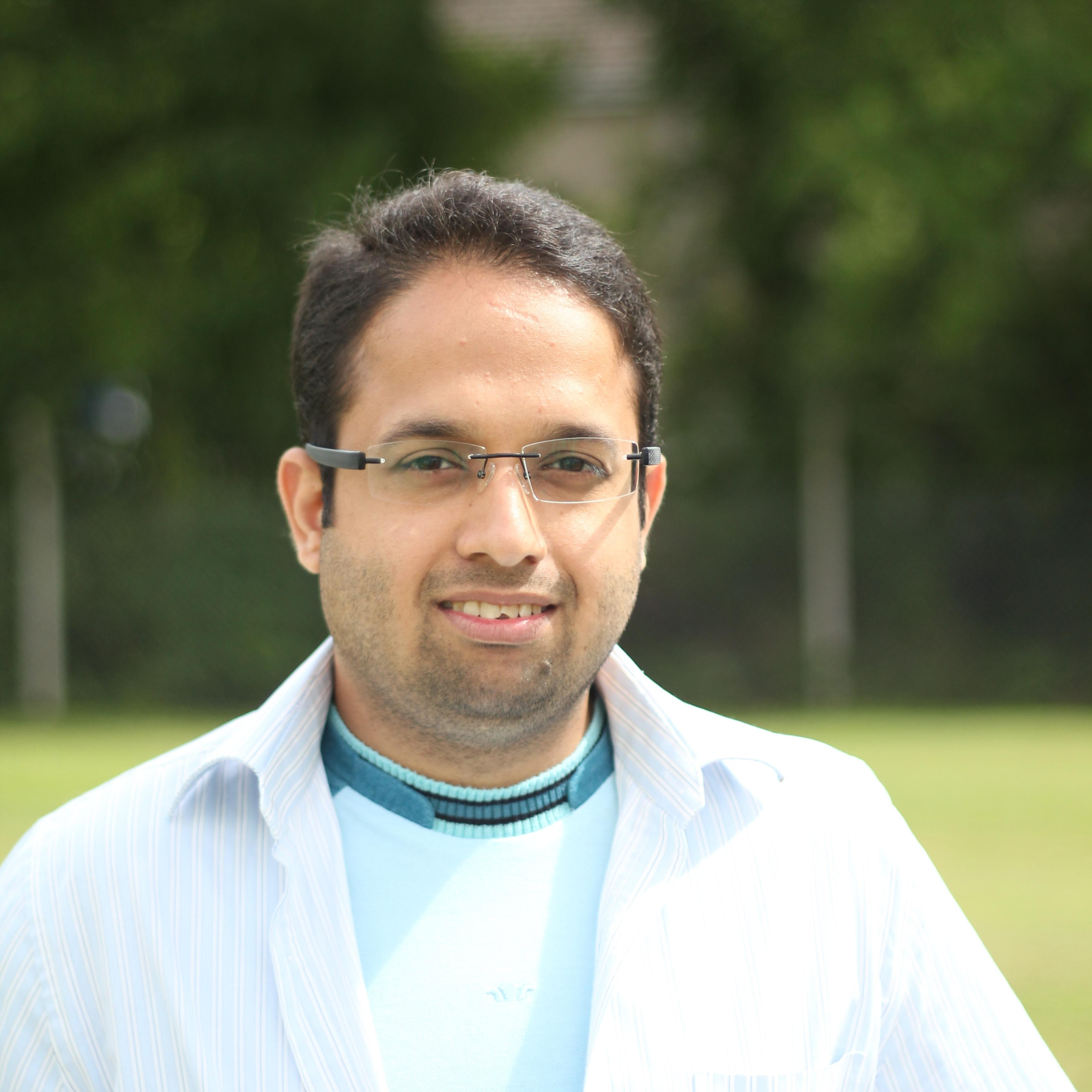 Mr Ghalib Janjua