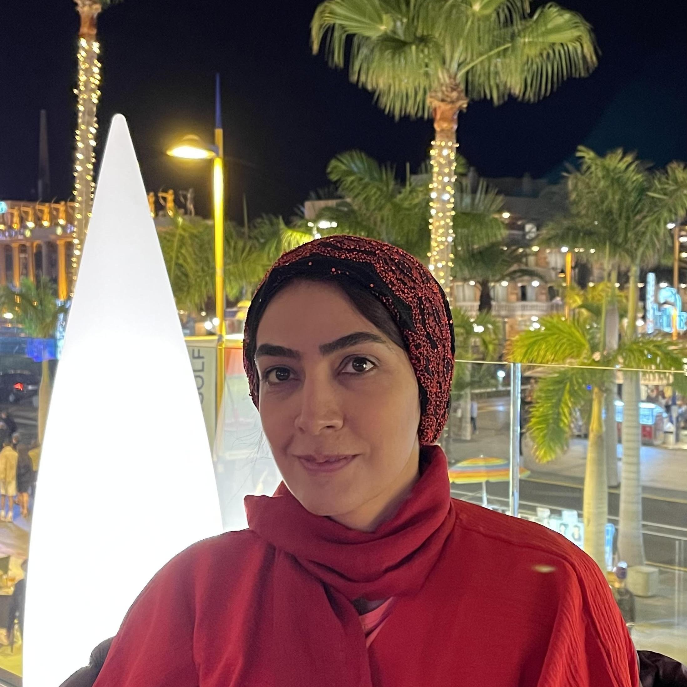 Doctor Naeimeh Jafarifar
